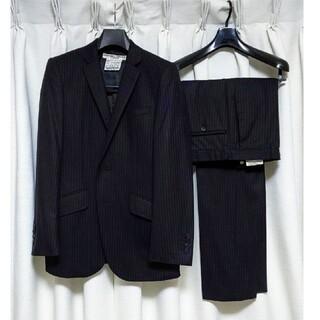 キャサリンハムネット(KATHARINE HAMNETT)のKATHARINE HAMNETT LONDON スーツ上下 黒(スーツジャケット)