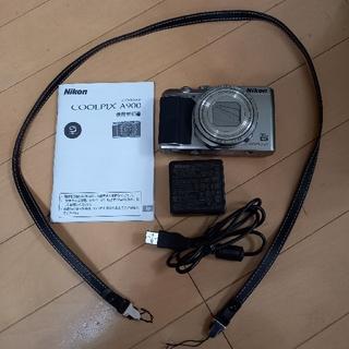 Nikon - Nikon COOLPIX A900 シルバー