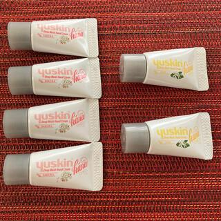 ユースキン(Yuskin)のユースキン ハナ ハンドクリーム サクラ・ユズ 12g 6個【新品・未使用】(ハンドクリーム)