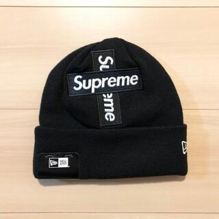 Supreme - Supreme New Era Cross Box Logo Beanie