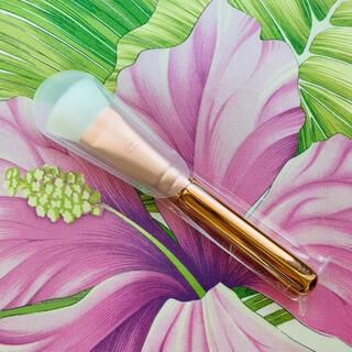 セフォラ(Sephora)のZOEVA 109 Face Paint コントゥア ブラシ ローズゴールド(ブラシ・チップ)