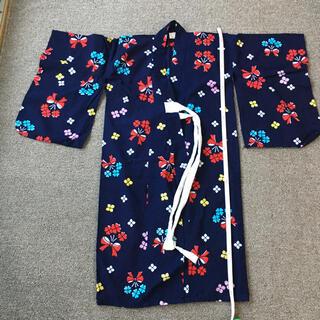 子供用 浴衣(甚平/浴衣)