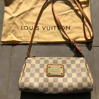 LOUIS VUITTON - ルイヴィトン エヴァ アズール