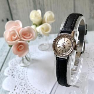 OMEGA - 【希少】OMEGA オメガ DEVILLE デビル 腕時計 カットガラス 手巻き