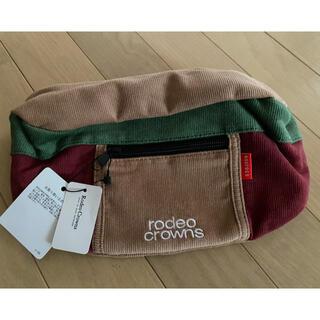ロデオクラウンズ(RODEO CROWNS)のウエストポーチ rodeo crowns(ボディバッグ/ウエストポーチ)