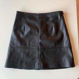 エイチアンドエム(H&M)の【H&M】スカート(ミニスカート)