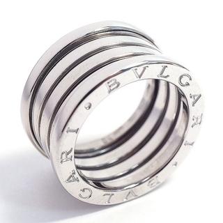 ブルガリ(BVLGARI)のBVLGARI ビーゼロワン 3バンドリング #52/11.5号 K18WG(リング(指輪))