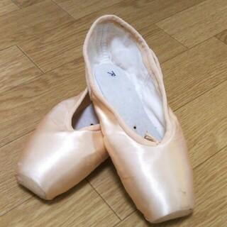 チャコット(CHACOTT)のバレエ グリシコ トゥシューズ ポアント ノービス 2007(ダンス/バレエ)