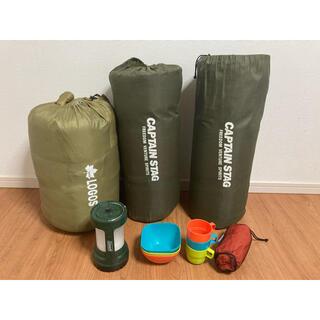 ロゴス(LOGOS)のキャンプセット(寝袋/寝具)