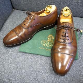 Crockett&Jones - 正規品☆クロケット&ジョーンズ オードリー 靴 ビジネスシューズ ブラウン