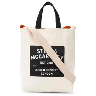 ステラマッカートニー(Stella McCartney)のステラマッカートニー キャンバス  トートバッグ(トートバッグ)