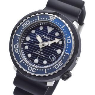 セイコー(SEIKO)の【新品・未使用】セイコー プロスペックス SBDJ045 ソーラー 腕時計(腕時計(アナログ))