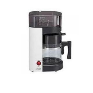 タイガー(TIGER)のTIGER コーヒーメーカー アーバンホワイト(コーヒーメーカー)