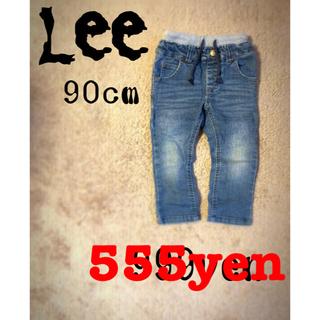 Lee - Lee kids キッズボトムス 90cm ジーパン ズボン パンツ リー