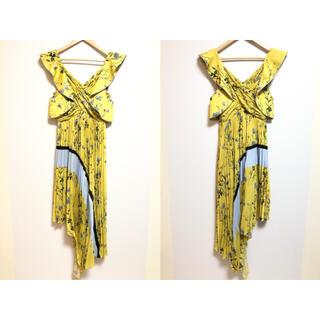 セルフポートレイト(SELF PORTRAIT)のSelf-portrait セルフポートレイト ドレス ワンピース(ひざ丈ワンピース)