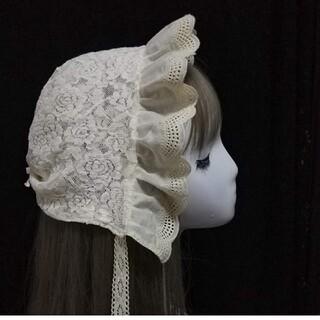 イノセントワールド(Innocent World)の中世ヨーロッパメイド風ヘッドドレス 【1654】(その他)