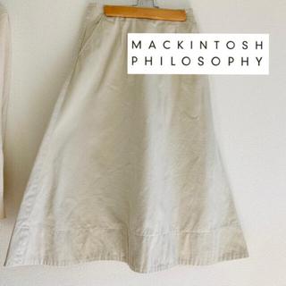 マッキントッシュフィロソフィー(MACKINTOSH PHILOSOPHY)のおかぴ様専用【MACKINTOSH PHILOSOPHY】ロングスカート (ロングスカート)