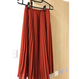 ダブルクローゼット(w closet)のかおり様専用 Wcloset プリーツ スカート(ロングスカート)