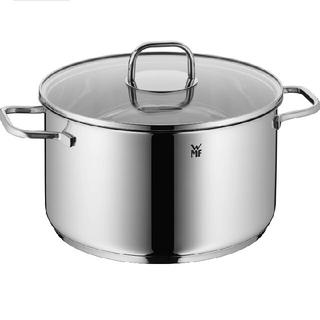 ヴェーエムエフ(WMF)の新品未使用!WMF ハイキャセロール(両手鍋)24センチ(鍋/フライパン)