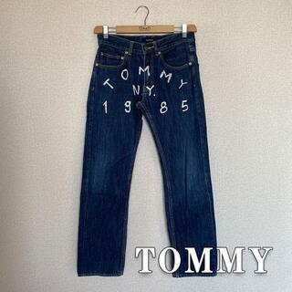 トミー(TOMMY)のTOMMY ペイントデニム ジーンズ パンツ(デニム/ジーンズ)