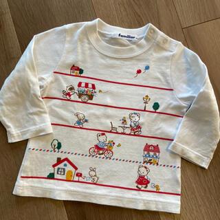 ファミリア(familiar)のファミリア♡ロンT(Tシャツ)