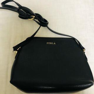 Furla - FURLA 黒ショルダーバック