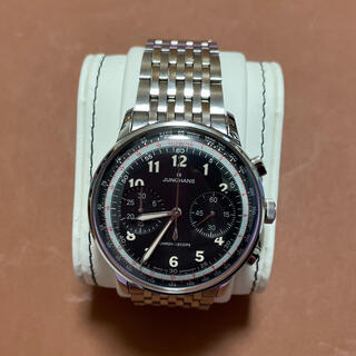 ユンハンス(JUNGHANS)の専用 JUNGHANS ユンハンス マイスタークロノスコープ テレメーター 美品(腕時計(アナログ))