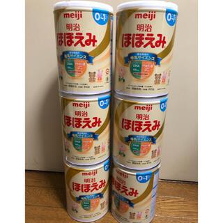 明治 ほほえみ800g6缶