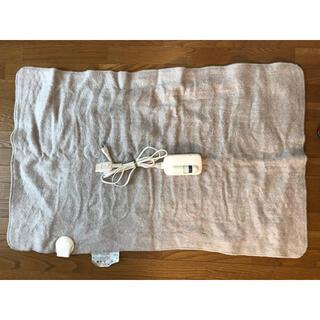 ムジルシリョウヒン(MUJI (無印良品))の無印良品 電気膝掛け(電気毛布)