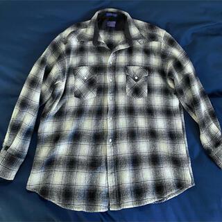 ペンドルトン(PENDLETON)のぺルドルトン オンブレチェック ネルシャツ(シャツ)