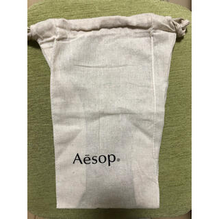 イソップ(Aesop)のaesop巾着(ポーチ)