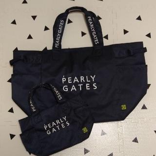 パーリーゲイツ(PEARLY GATES)の星様専用 カートバッグ、ロッカーバッグ、ニット(バッグ)