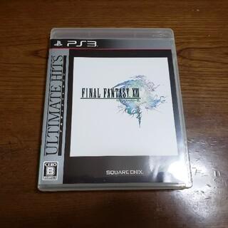 スクウェアエニックス(SQUARE ENIX)のファイナルファンタジーXIII(アルティメットヒッツ) PS3(家庭用ゲームソフト)