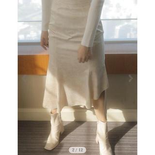Bubbles - MELT THE LADY アシメトリースリットマーメイドスカート