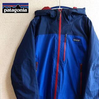 パタゴニア(patagonia)の《パタゴニア》Patagonia マウンテンパーカー メンズ古着(マウンテンパーカー)