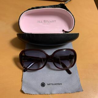 ジルスチュアートニューヨーク(JILLSTUART NEWYORK)のジルスチュアートのサングラス(その他)