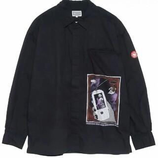 ビームス(BEAMS)の美品CAVEMPT FLEECE SHIRT JACKETジャケット Lサイズ(テーラードジャケット)