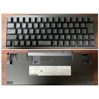 フジツウ(富士通)のHHKB Professional HYBRID typeS &純正パームレスト(PC周辺機器)