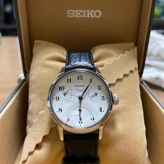 セイコー(SEIKO)の美品セイコー プレサージュ SARD007 琺瑯ダイアル(腕時計(アナログ))