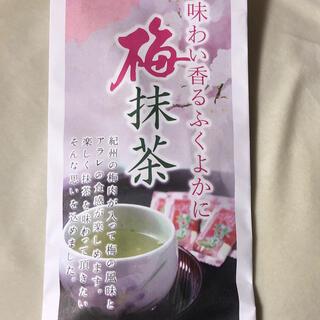 梅抹茶 5袋(茶)