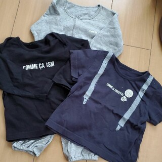 コムサイズム(COMME CA ISM)のコムサセット 60~90(Tシャツ/カットソー)
