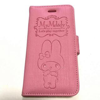 サンリオ(サンリオ)のレア☆iPhone6 iPhone6s マイメロ手帳 ケース(iPhoneケース)