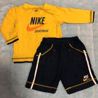 ナイキ(NIKE)の❁*.NIKE ナイキ  Tシャツ ズボン セット 80 90(その他)