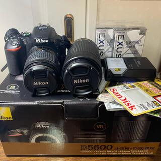 Nikon -  Nikon D5600   一眼レフ カメラ ニコンD5600