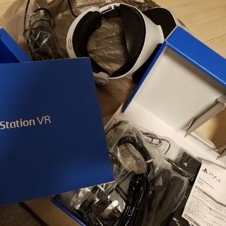プレイステーションヴィーアール(PlayStation VR)のプレステ4  VR(家庭用ゲーム機本体)