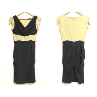ニコルミラー(Nicole Miller)のNICOLE MILLER ニコルミラー ドレス ワンピース(ひざ丈ワンピース)