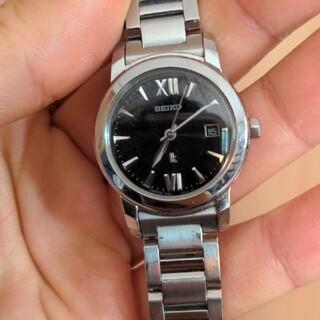 セイコー(SEIKO)のseiko lukiaレディース腕時計(腕時計)
