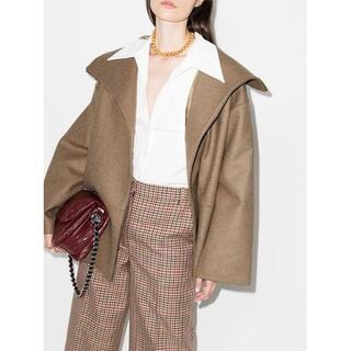 L'Appartement DEUXIEME CLASSE - 2021AW最新 Toteme Menfi  Zip-Up Coat