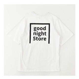 good night 5tore T-shirt  ♡(Tシャツ/カットソー(半袖/袖なし))