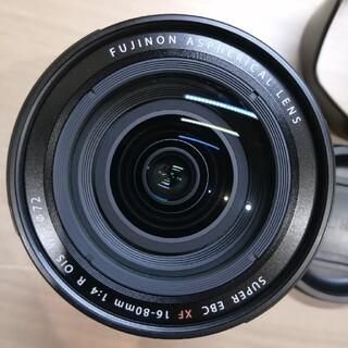 富士フイルム - FUJIFILM XF16-80mm F4 R OIS WR